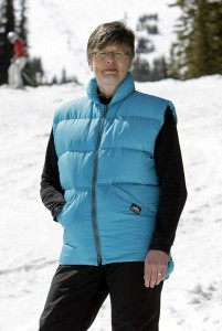 Kluane mountaineering - down vest